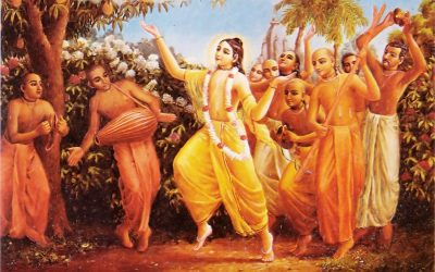 Gaura Purnima on Sunday March 4th