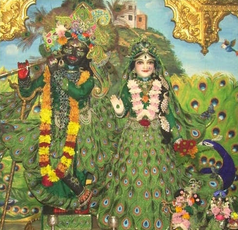 Govindadvipa Mellows – October 13th and 14th