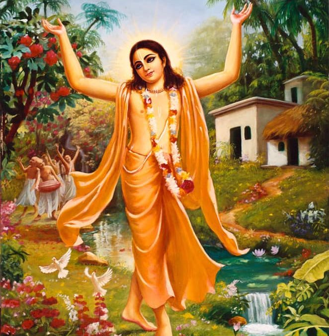 Gaura Purnima – Sunday 8th March – Schedule